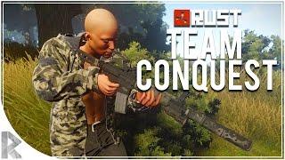 Youtuber & Streamer Team Conquest! (Rust Tournament)