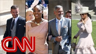Famous royal wedding guests: Who was there?