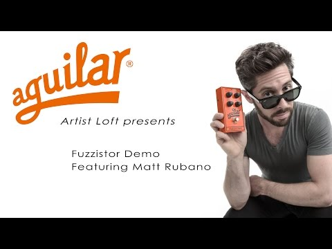 Effect Pedals – Aguilar Amplification