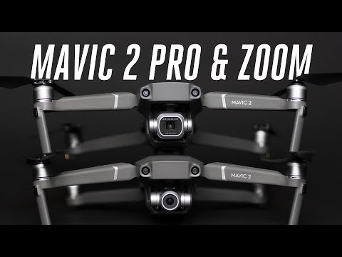 DJI Mavic 2 Pro & Zoom Review: Elevating Drone Photography