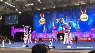 Univ. of Kentucky Cheer - 2018 UCA National Champions