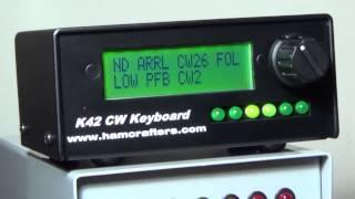 K1EL K42 CW Keyboard Kit