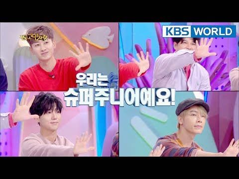 Guests: Super Junior-Yesung, Shindong, Eunhyuk, Donghae[Hello Counselor/SUB : ENG,TAI / 2018.01.29]