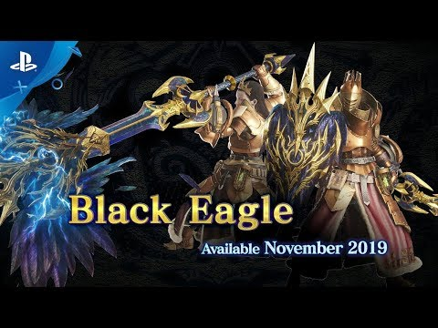 Black Eagle trailer