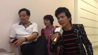 Hồ Quang 8-Vượng Râu-Trà My Live Stream Hát Live Rất Ngọt Ngào Và Vui Nhộn