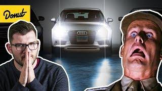 Here's the REAL Reason Headlights are TOO DAMN BRIGHT! | WheelHouse