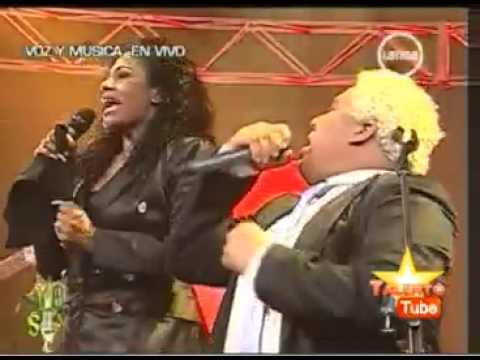 YO SOY: DUELO ZAMBO CAVERO & EVA AYLLON [05/10/12]