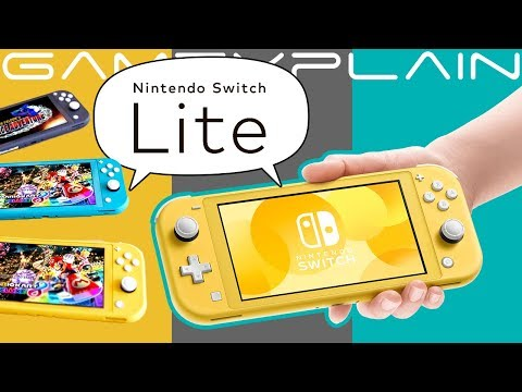 Nintendo Switch Lite DISCUSSION - A Switch That Can't Switch?!