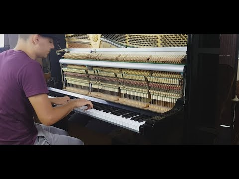 Linkin Park - Numb Piano (Tribute to Chester Bennington)