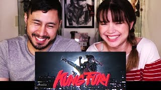 KUNG FURY   Hilarious 80s Action Flick Spoof   Reaction w/ Achara!