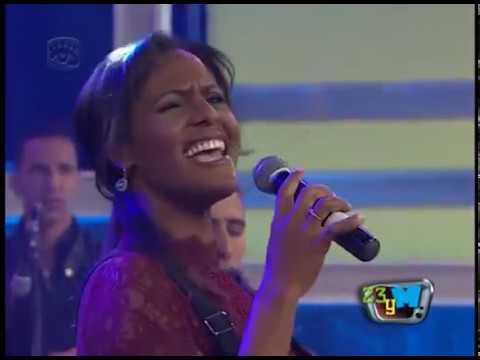 Yaima Sáez Y Su Grupo - Programa de la TV Cubana (23 y M)
