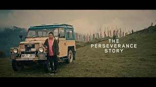 Perseverance in the Land of Land Rovers