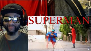 Racist Superman | Rudy Mancuso, King Bach & Lele Pons Reaction