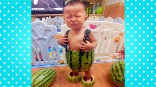 /try not to laugh funny kids compilation july 2019 kids always hurt themselves