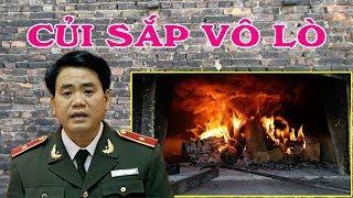 Nguyễn Đức Chung lâm vào khủng hoảng, anh hùng lực lượng vũ trang cũng biến thành củi đốt lò