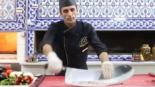 Amazing Chef Knife Skills Food Cutting and Processing - Awesome People Fast Workers New Inventions