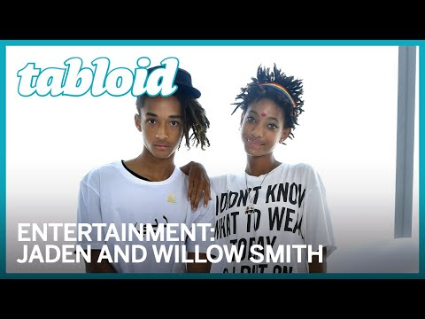 Jaden and Willow Smith share some deep thoughts