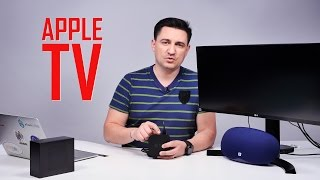 UNBOXING & REVIEW - Apple TV generația a 4-a