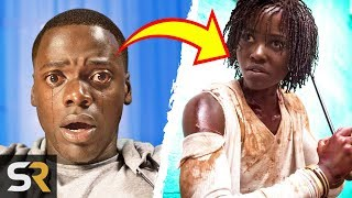 Us And Get Out Take Place In The Same Universe (Theory)