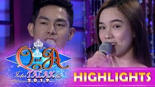 It's Showtime Miss Q & A: Jackque and Ion sing for Vice Ganda