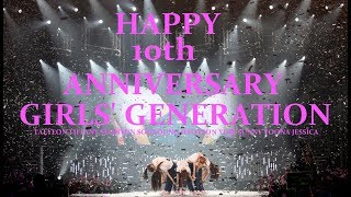 [SPECIAL VIDEO] GIRLS' GENERATION (SNSD) - 10TH ANNIVERSARY