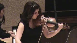 Schubert Violin Sonatina No. 1 in D Major Op. 137 Allegro Molto