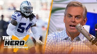 What Jaylon Smith's extension reveals about Zeke, AB's antics will wear out Gruden | NFL | THE HERD