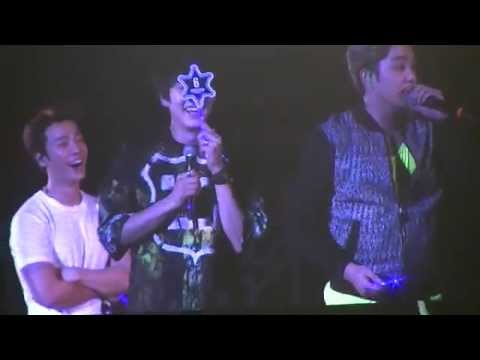 141129-SPUPE SHOW 6 IN TAIWAN-成員父母熱舞+talking