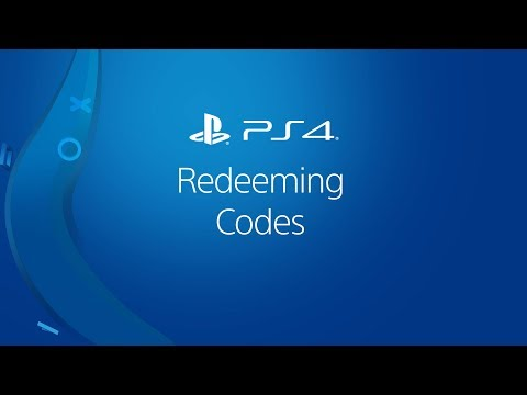 How to Redeem a Voucher on PS4