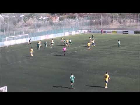 (LOS GOLES SUBGRUPO B) Jornada 17 / 3ª División / Fuente YouTube Raúl Futbolero