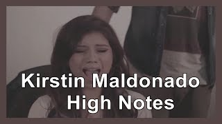 Kirstin Maldonado - High Notes