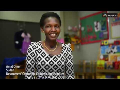 Amal from Sudan