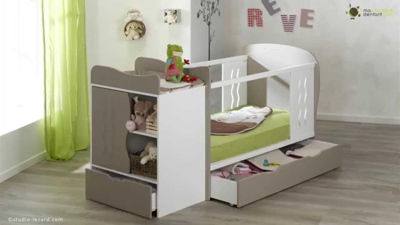 lit b b volutif jooly ma chambre d 39 enfant com youtube. Black Bedroom Furniture Sets. Home Design Ideas