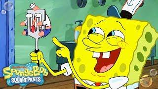 The Krusty Krab Pizza Song! 🍕 #TuesdayTunes | SpongeBob