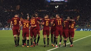 BEST OF ROMA - STAGIONE 2017 2018 | PARTE 1