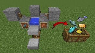Cách  FARM CÁ trong Minecraft