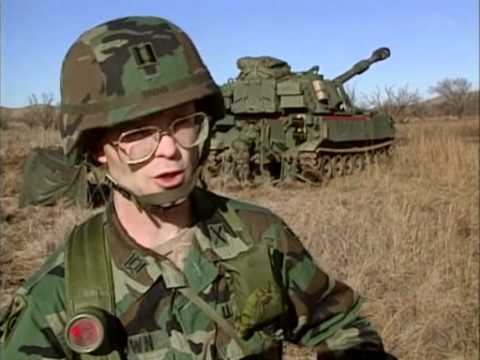 Military Firepower: Artillery Strike