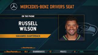 Seahawks QB Russell Wilson Talks New Contract & More w/Dan Patrick | Full Interview | 4/23/19