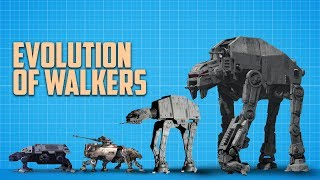 Evolution of the Armored Walker Tank