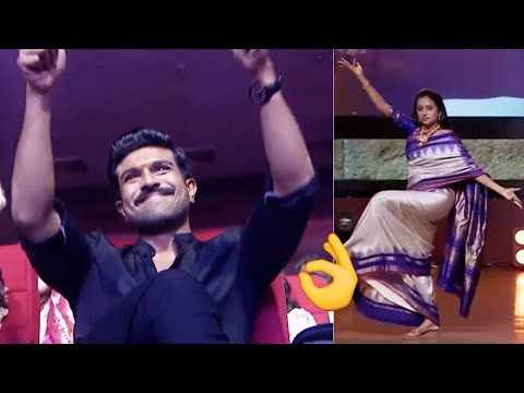 Anchor Suma's classical dance performance at Natyam pre release event