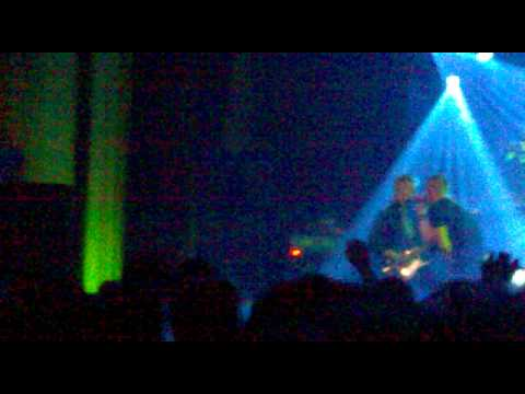 Poets Of the Fall - Smoke and Mirrors.Concert in Moscow 26.03.10 at Glavclub