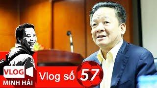Vlog Minh Hải | Bầu Hiển thành đại gia từ thợ sửa tivi