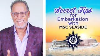 12 Secret Tips for the MSC Seaside   Cruise Control
