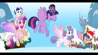 MLP[Next Gen](SpeedPaint) A little more and the holiday will come to us!!!