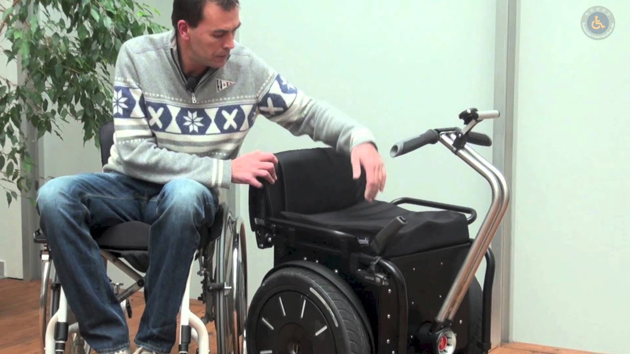 rollstuhl segway wheel chair news 2013 apache youtube. Black Bedroom Furniture Sets. Home Design Ideas