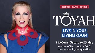 Toyah Willcox  - Live In Your Living Room