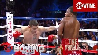 'Marcos Maidana Knocks Down Adrien Broner' Instant Replay | SHOWTIME CHAMPIONSHIP BOXING