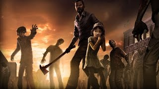 The Walking Dead FULL Season 1 (Telltale Games) All Cutscenes1080p HD