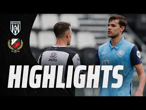 HIGHLIGHTS | Heracles Almelo - FC Utrecht