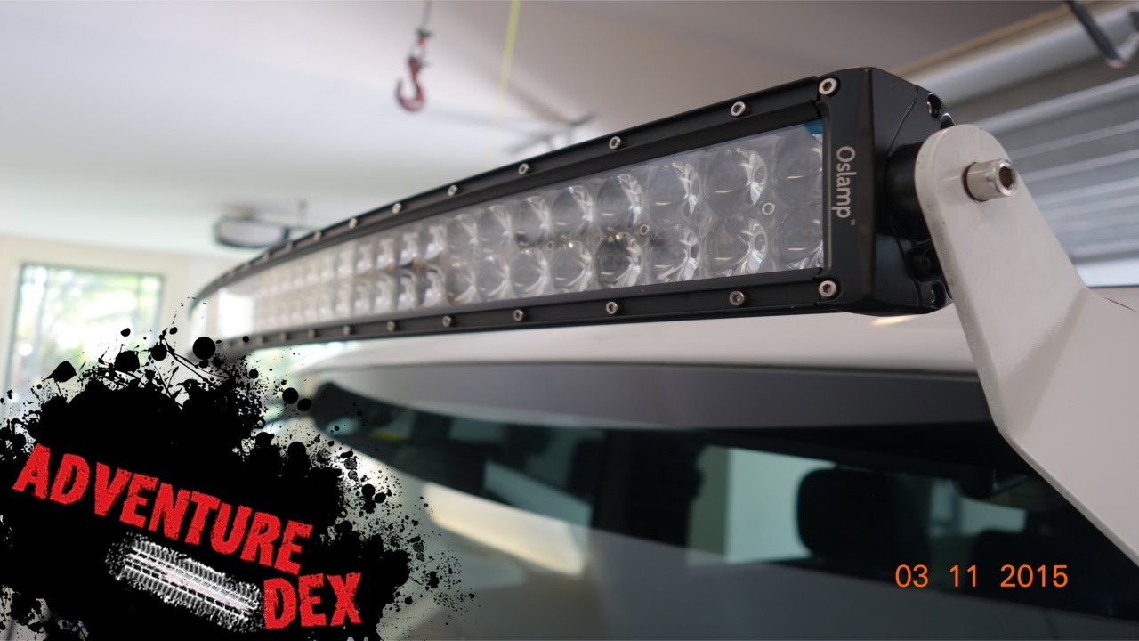 Jeep With Led Light Bar